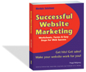 Successful Website Marketing book cover
